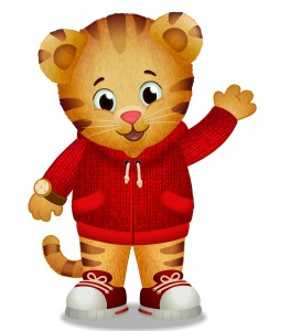 Meet Daniel Tiger at WIPB's Be My Neighbor Day!